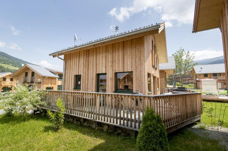 VakantiehuisOostenrijk - Steiermark: Chalet Eco 70 Deluxe  [2]