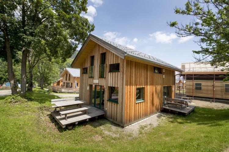 VakantiehuisOostenrijk - Steiermark: Chalet Eco 70 Deluxe  [3]