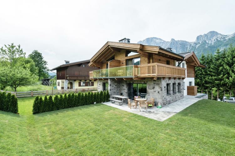 Holiday homeAustria - Salzburg: Chalet Schneelowe S  [1]