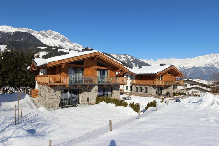 Holiday homeAustria - Salzburg: Chalet Schneelowe XL  [6]