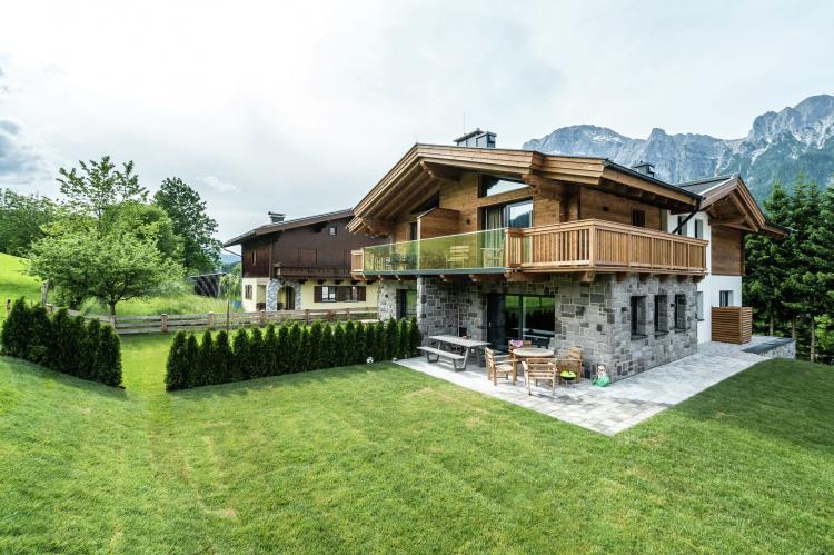 Holiday homeAustria - Salzburg: Chalet Schneelowe XL  [1]
