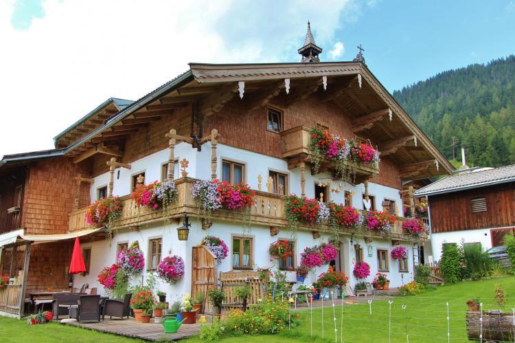 Holiday homeAustria - Salzburg: Sylvia  [1]