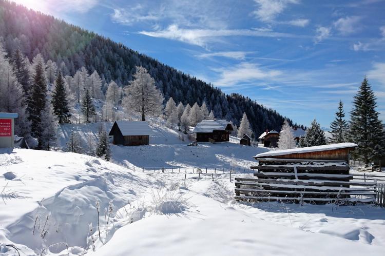 Holiday homeAustria - Carinthia: Samerhütte  [29]