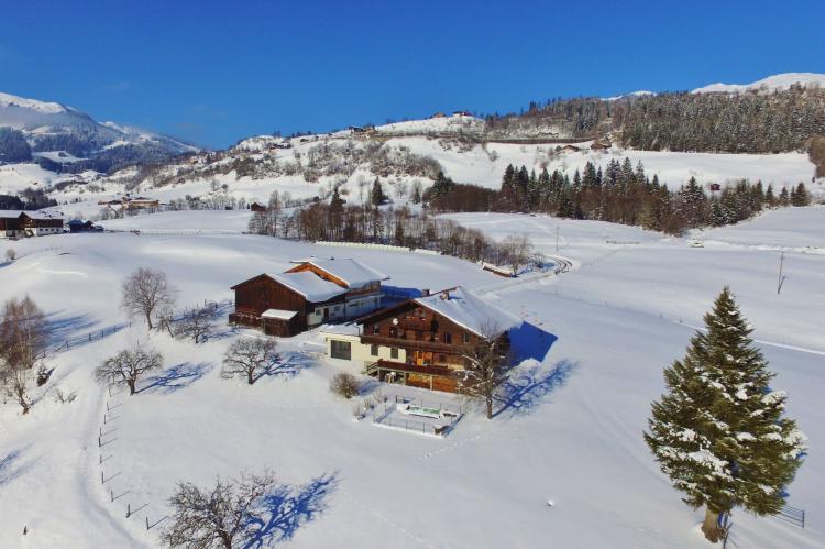 VakantiehuisOostenrijk - Salzburgerland: Gut Vorderstallberg  [33]