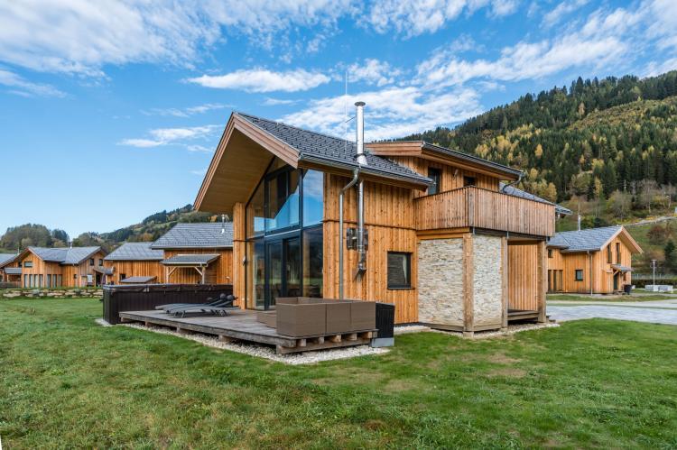 Holiday homeAustria - Styria: Chalet M2 Swim Spa 8  [1]