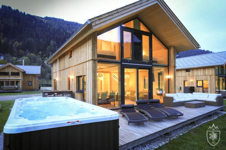 Holiday homeAustria - Styria: Chalet M2 Swim Spa 8  [4]