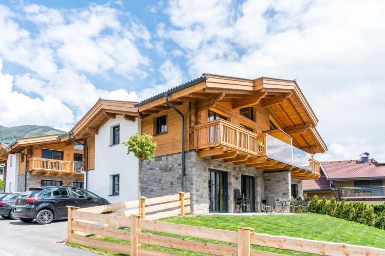 Holiday homeAustria - : Green Garden Lodge A2 Walchen/Kaprun  [1]