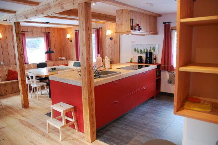 Holiday homeAustria - Carinthia: Chalet Innerkrems 1  [9]