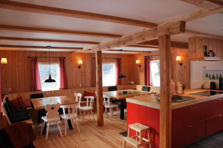 Holiday homeAustria - Carinthia: Chalet Innerkrems 1  [10]