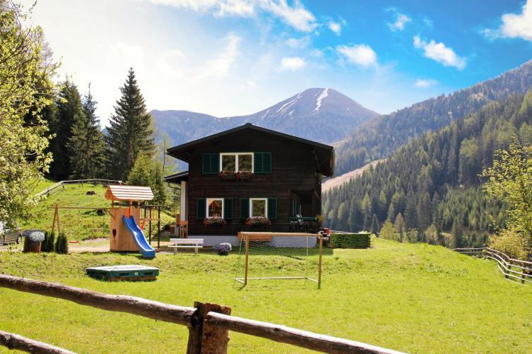 Holiday homeAustria - Carinthia: Chalet Innerkrems 1  [2]