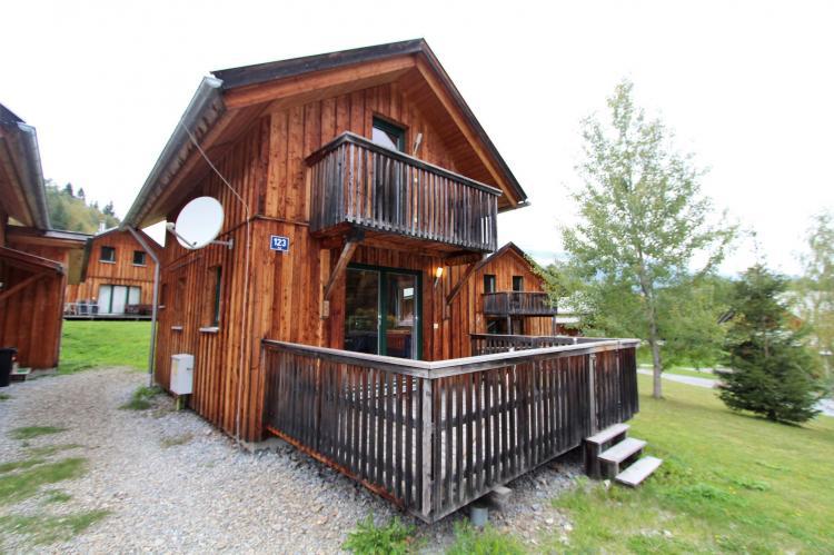 VakantiehuisOostenrijk - Steiermark: Chalet Milner  [5]