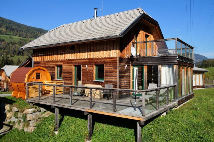 VakantiehuisOostenrijk - Steiermark: Chalet Murau  [38]