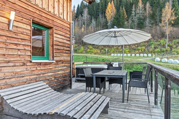 VakantiehuisOostenrijk - Steiermark: Chalet Murau  [5]