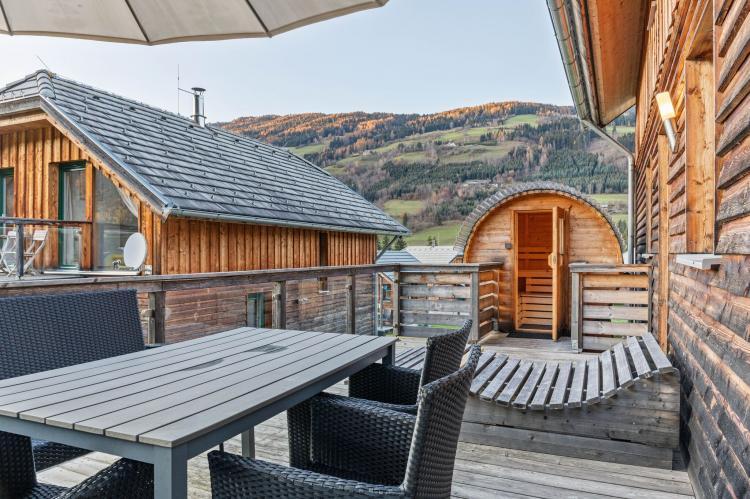 VakantiehuisOostenrijk - Steiermark: Chalet Murau  [24]