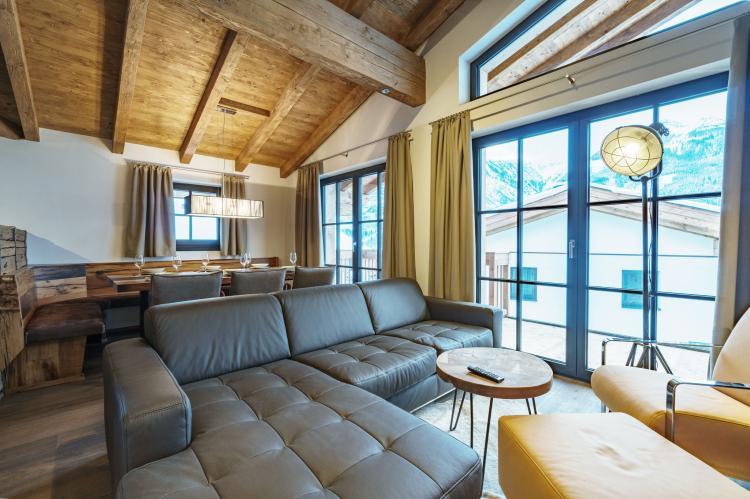 VakantiehuisOostenrijk - Salzburgerland: Green Garden Lodge B2 Walchen/Kaprun  [9]
