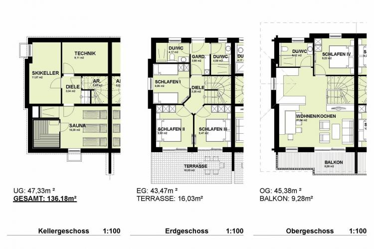 VakantiehuisOostenrijk - Salzburgerland: Green Garden Lodge B2 Walchen/Kaprun  [23]