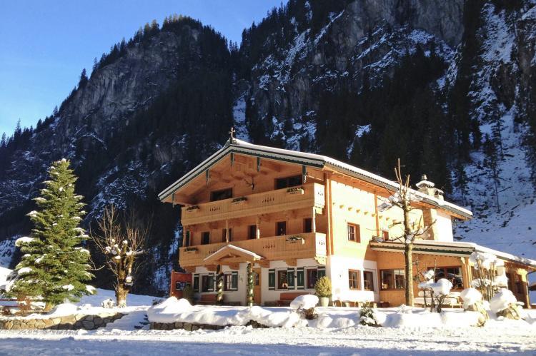 Alpenhaus Lacknerbrunn