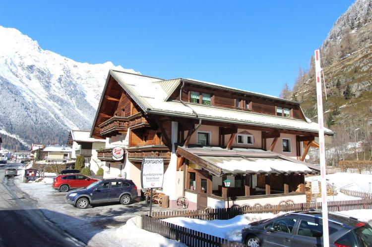 VakantiehuisOostenrijk - Tirol: Chalet Huben L  [1]