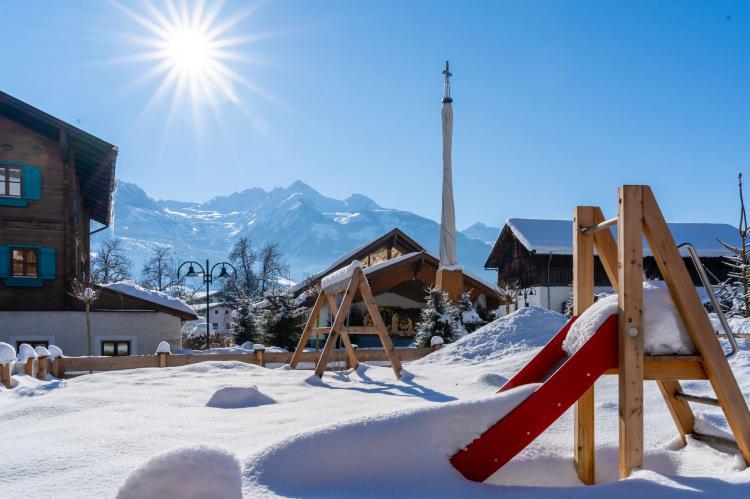 FerienhausÖsterreich - Salzburgerland: Luxury Tauern Apartment Piesendorf Kaprun 2  [22]