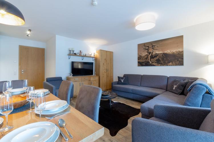 VakantiehuisOostenrijk - Salzburgerland: Luxury Tauern Apartment Piesendorf Kaprun 2  [9]