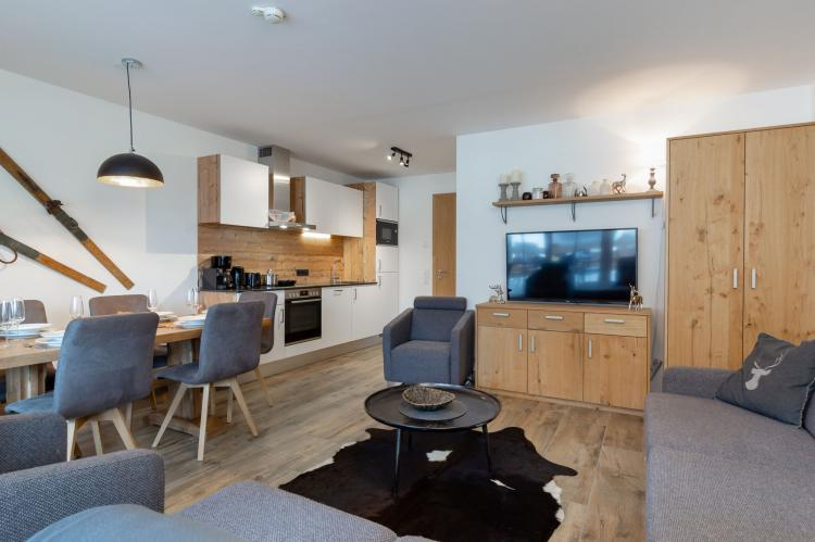 VakantiehuisOostenrijk - Salzburgerland: Luxury Tauern Apartment Piesendorf Kaprun 2  [8]