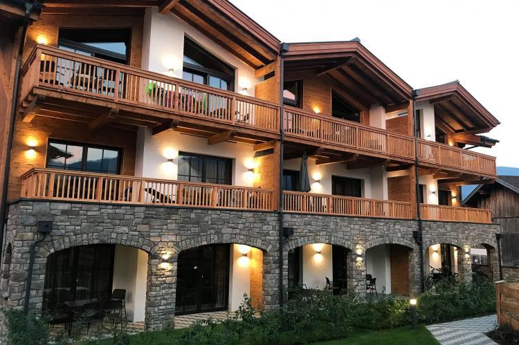 Holiday homeAustria - Salzburg: Luxury Tauern Apartment Piesendorf Kaprun 2  [2]