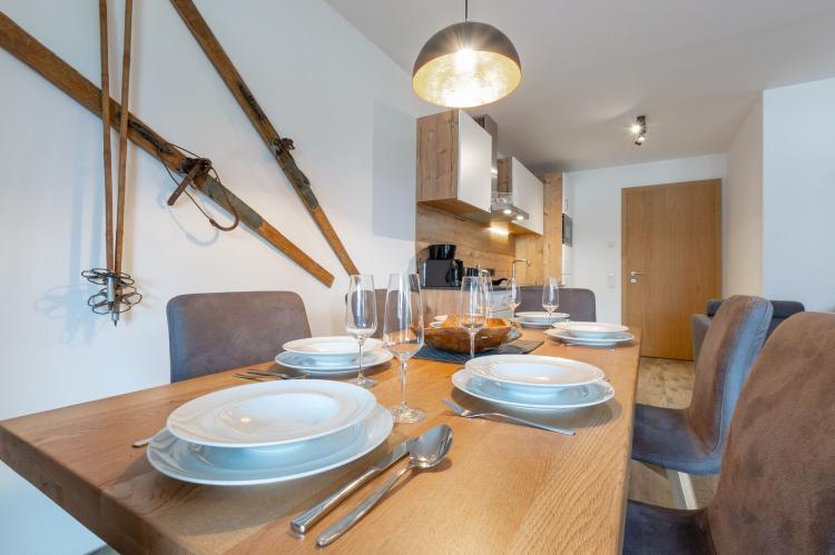 VakantiehuisOostenrijk - Salzburgerland: Luxury Tauern Apartment Piesendorf Kaprun 2  [10]
