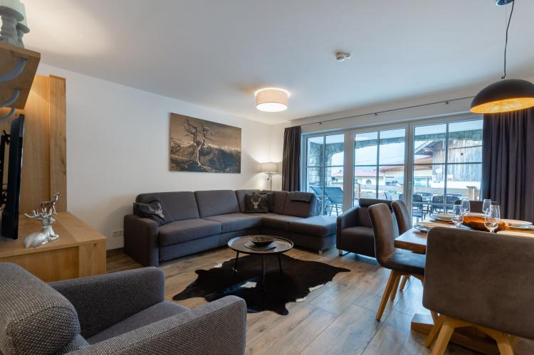 VakantiehuisOostenrijk - Salzburgerland: Luxury Tauern Apartment Piesendorf Kaprun 2  [7]