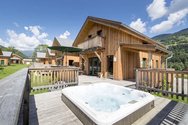 Holiday homeAustria - Styria: Chalet Wellness Sup  [2]