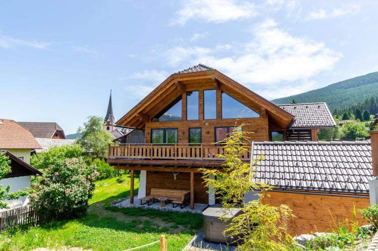 VakantiehuisOostenrijk - Salzburgerland: Alpinn Wellnesschalet I  [3]