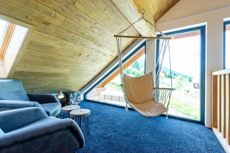 VakantiehuisOostenrijk - Salzburgerland: Alpinn Wellnesschalet I  [9]