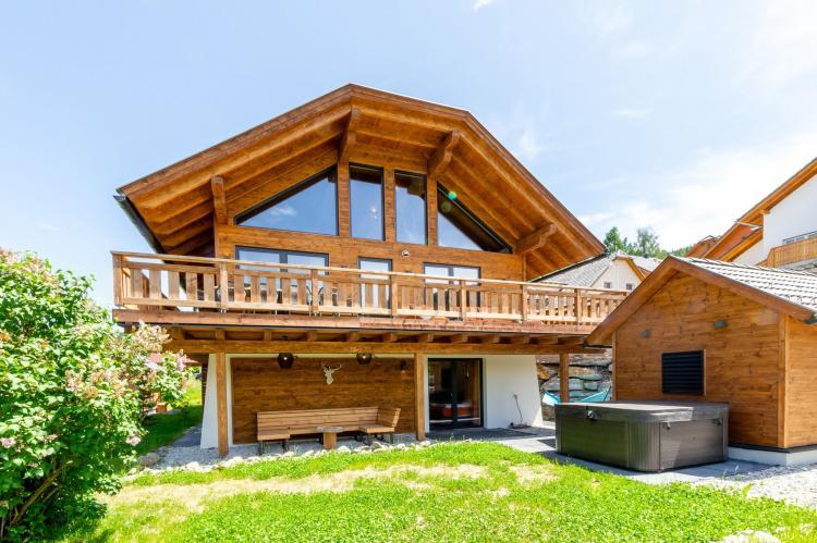 VakantiehuisOostenrijk - Salzburgerland: Alpinn Wellnesschalet I  [4]
