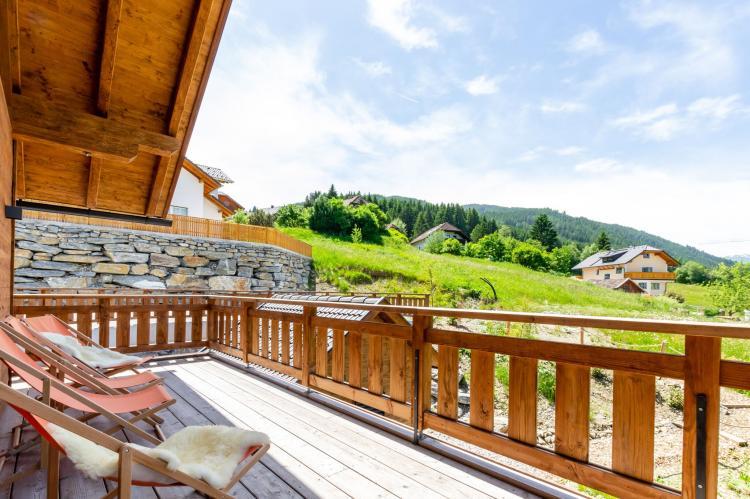 VakantiehuisOostenrijk - Salzburgerland: Alpinn Wellnesschalet I  [26]