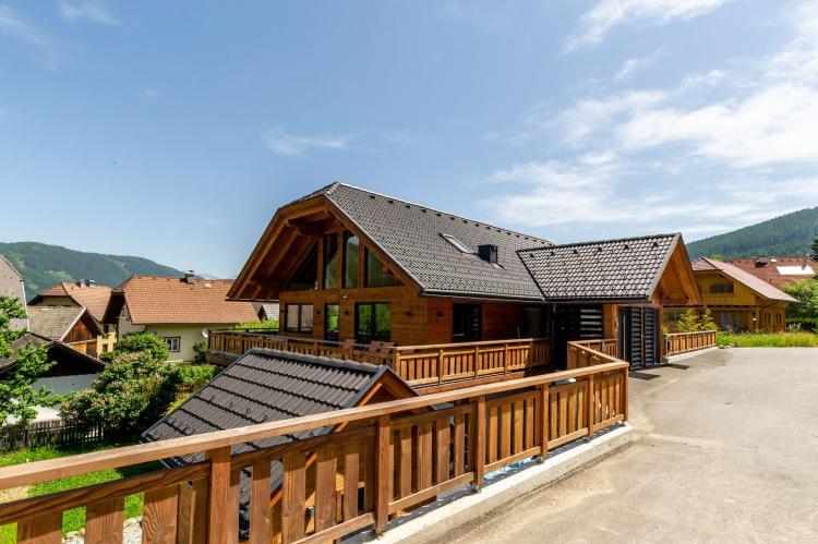 VakantiehuisOostenrijk - Salzburgerland: Alpinn Wellnesschalet I  [5]