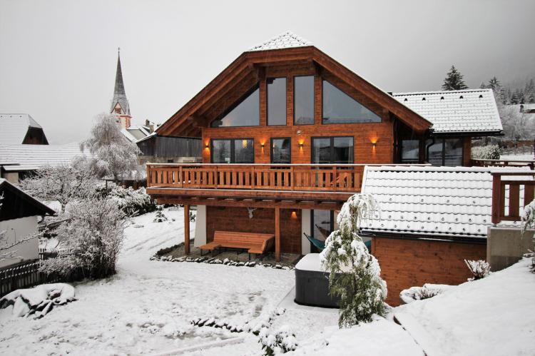 VakantiehuisOostenrijk - Salzburgerland: Alpinn Wellnesschalet I  [33]