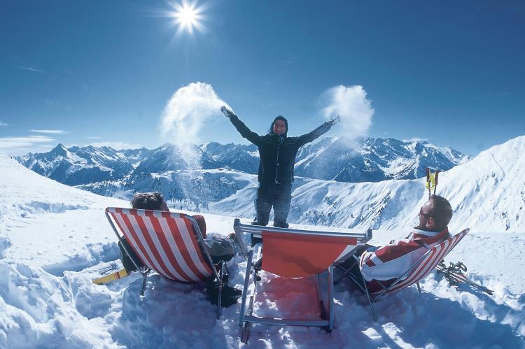 VakantiehuisOostenrijk - Tirol: Luxner  [31]