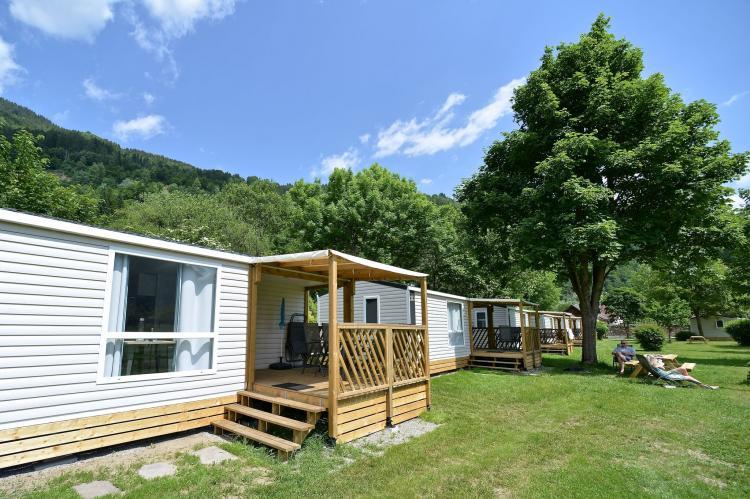 Holiday homeAustria - Carinthia: Drau Camping Sachsenburg  [6]