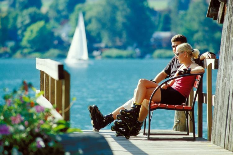 VakantiehuisOostenrijk - Karinthië: Drau Camping Sachsenburg  [18]