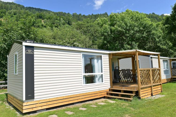 Holiday homeAustria - Carinthia: Drau Camping Sachsenburg  [1]