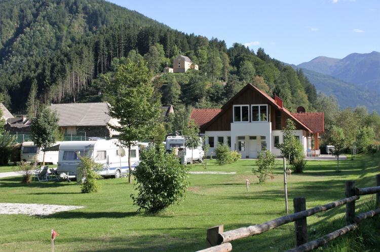Holiday homeAustria - Carinthia: Drau Camping Sachsenburg  [9]