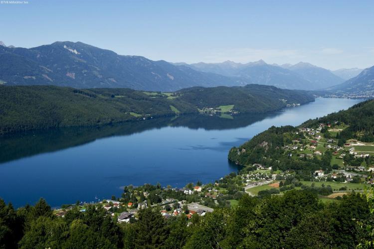 Holiday homeAustria - Carinthia: Drau Camping Sachsenburg  [23]