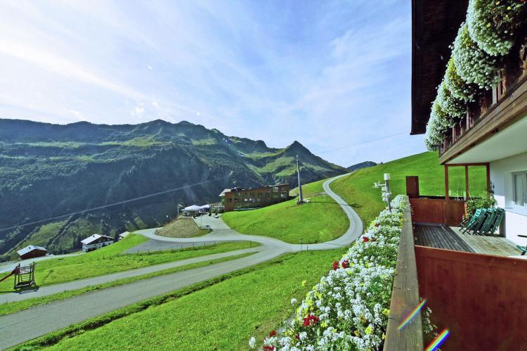 VakantiehuisOostenrijk - Vorarlberg: Schönblick  [7]