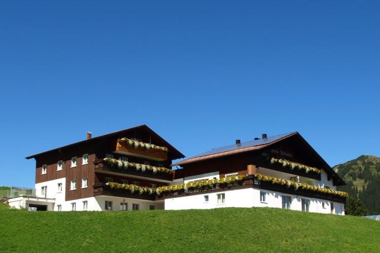VakantiehuisOostenrijk - Vorarlberg: Schönblick  [2]