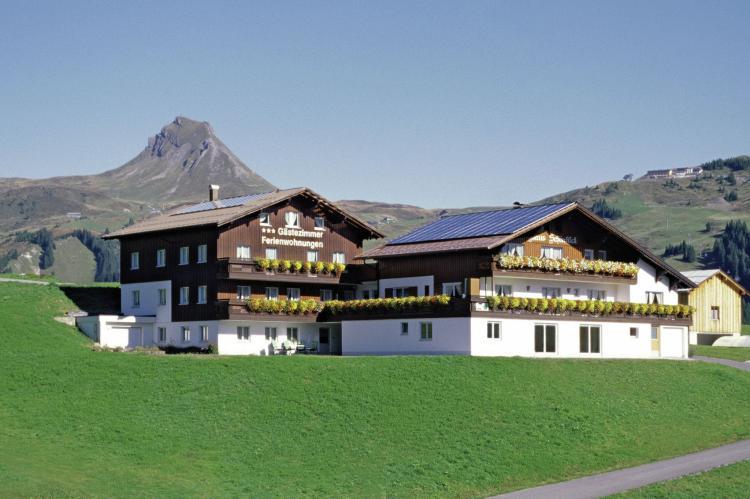 VakantiehuisOostenrijk - Vorarlberg: Schönblick  [1]