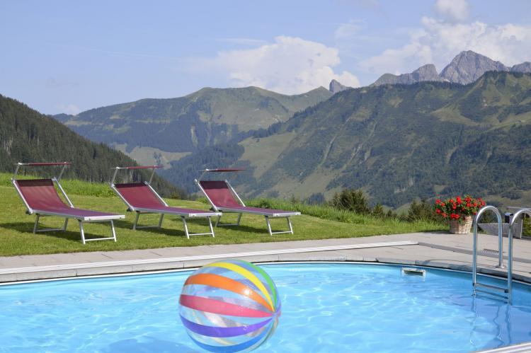 VakantiehuisOostenrijk - Vorarlberg: Schönblick  [10]