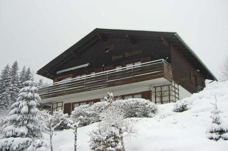 VakantiehuisOostenrijk - Vorarlberg: Barbara  [3]