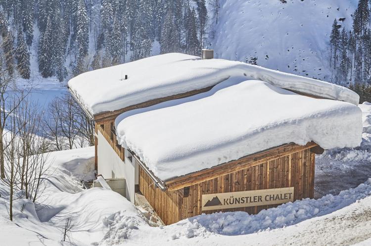 Holiday homeAustria - Salzburg: Künstler Chalet  [1]