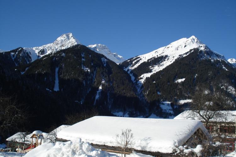FerienhausÖsterreich - Vorarlberg: Haus  [15]