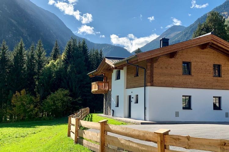 Holiday homeAustria - Salzburg: Tauernlodge Krimml 3B - Krimmler Ache  [3]