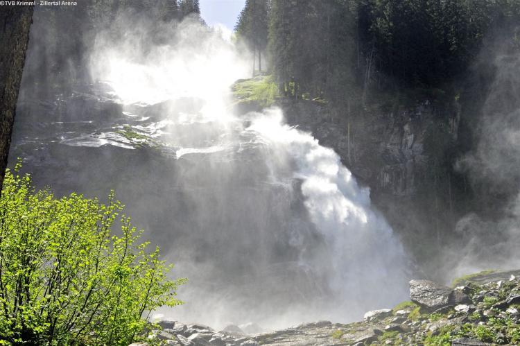 Holiday homeAustria - Salzburg: Tauernlodge Krimml 3B - Krimmler Ache  [32]